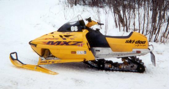 99 MXZ670 HO T.H.
