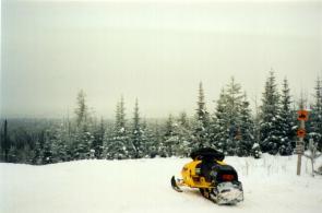 Snowmobile Trip Pics